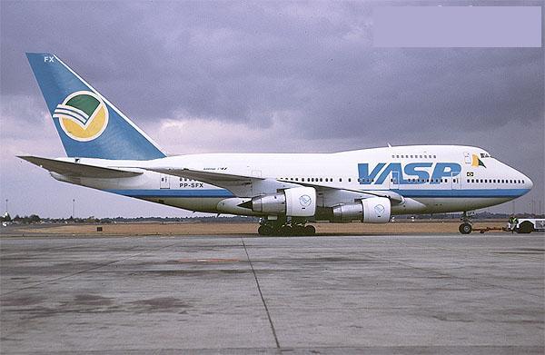 Empresas brasileiras que faliram - Vasp