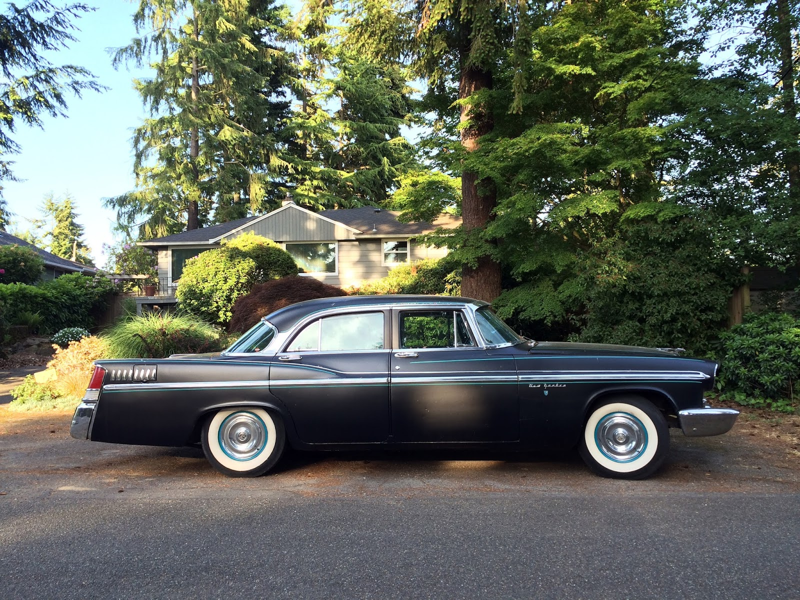 seattle 39 s classics 1956 chrysler new yorker. Black Bedroom Furniture Sets. Home Design Ideas
