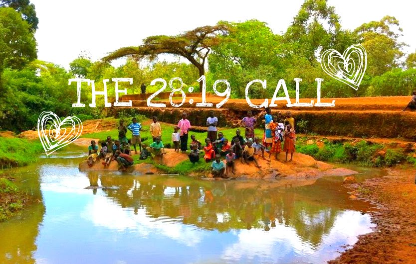The 28:19 Call