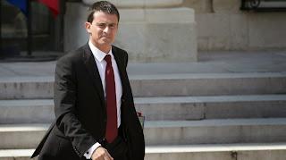 Le Premier ministre, Manuel Valls, le 30 juillet 2014 à Paris