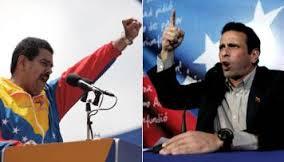 Resultados encuestas Presidenciales VENEZUELA 2013 Capriles Maduro 11 de Abril
