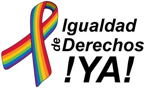 ¡IGUALDAD DE DERECHOS YA!