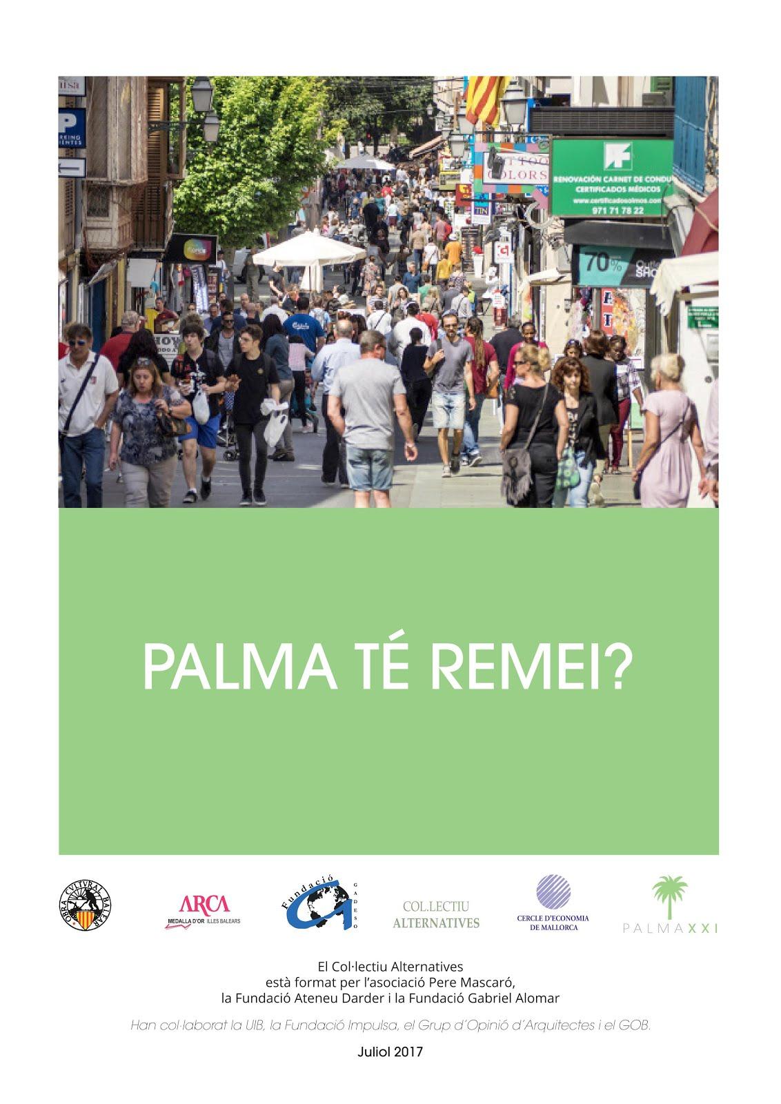 Palma té remei?