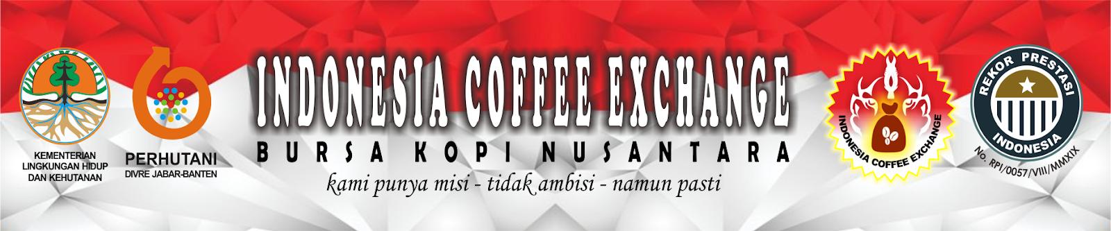 Indonesia Coffee Exchange