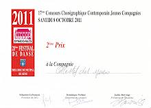 Between - Lauréat du 2eme Prix au Concours Chorégraphique Les Synodales 2011