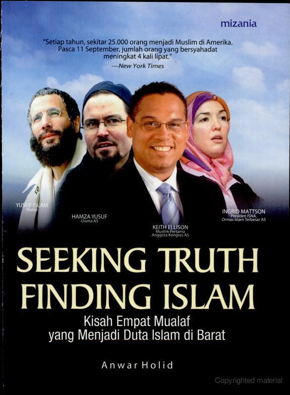 Tahun Orang Muslim Amerika Pasca September  Bersyahadat Patru Kali Lipat New York Times