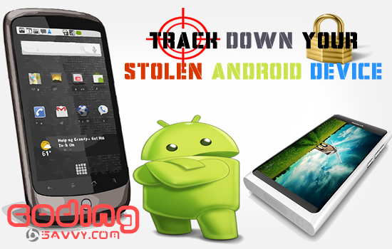 How to locate your lost or stolen Android Device remotely