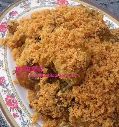 Resep Ayam Kremes Ncc