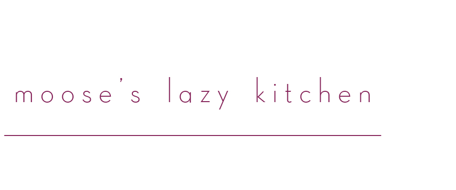 moose's lazy kitchen