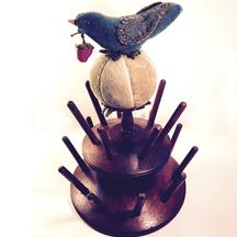 Whimsical Design By American Craftsmen Show Artist Deborah Hartwick