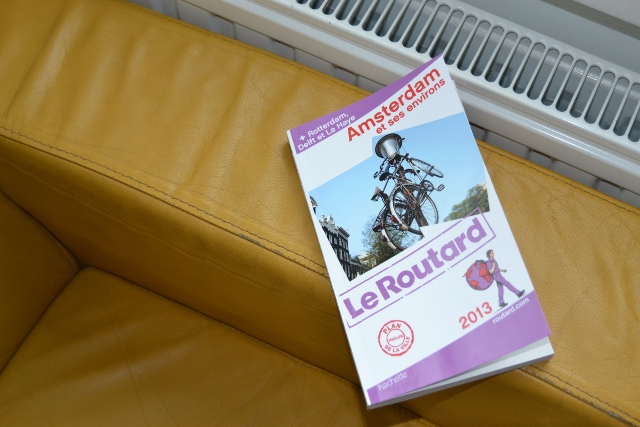 amsterdam routard 2013