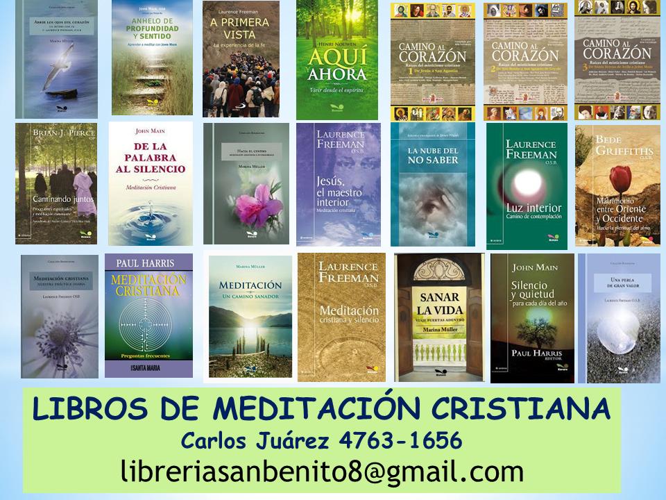Librería de Meditación Cristiana