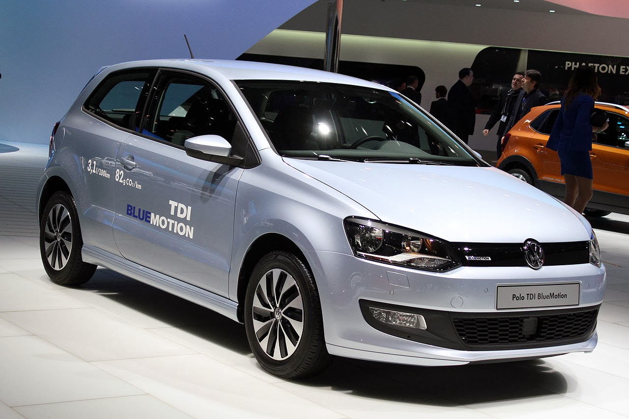 automotiveblogz volkswagen polo tdi bluemotion geneava 2014 photos. Black Bedroom Furniture Sets. Home Design Ideas