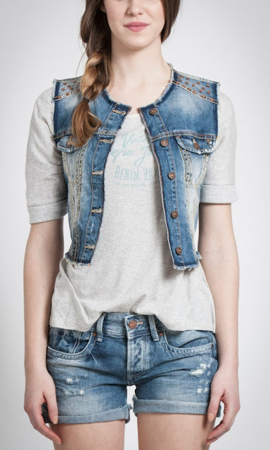 Pepe Jeans chaleco