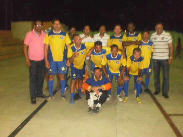 COPA SANTA LUZIA DE VETERANOS 2011