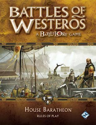 Portada del reglamento Baratheon