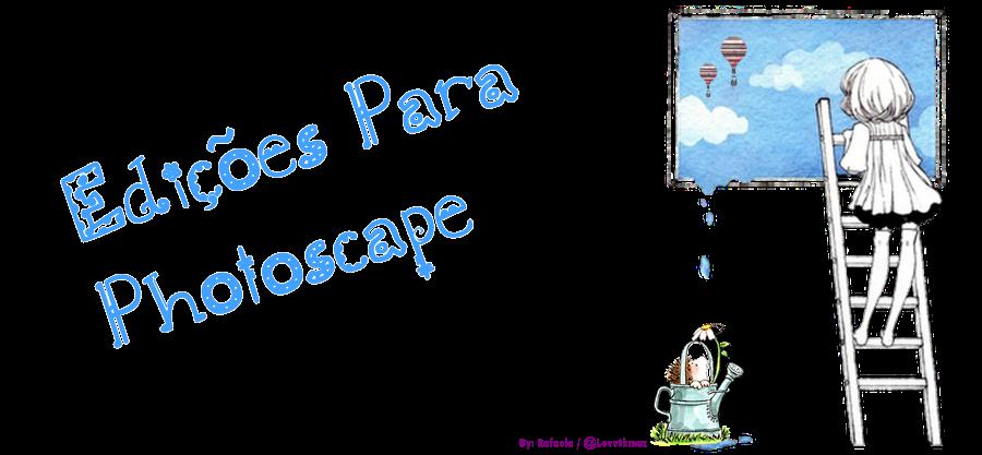 Ediçoes para Photoscape