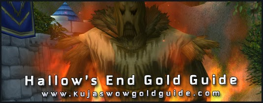 hallow's end gold making guide wow