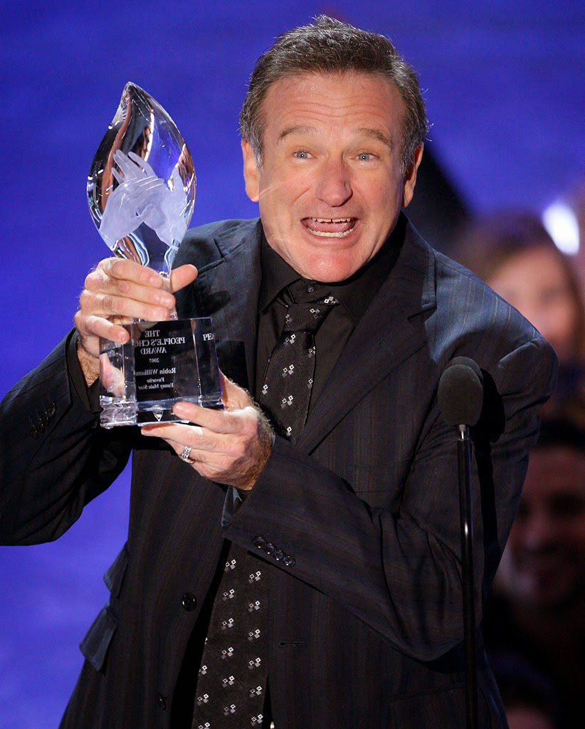 Celebridades lamentan muerte del actor Robin Williams