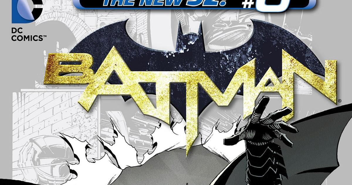 El Blog De Batman Batman 0