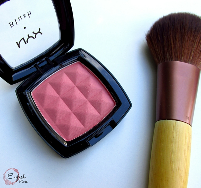 Nyx Powder Blush In Mauve