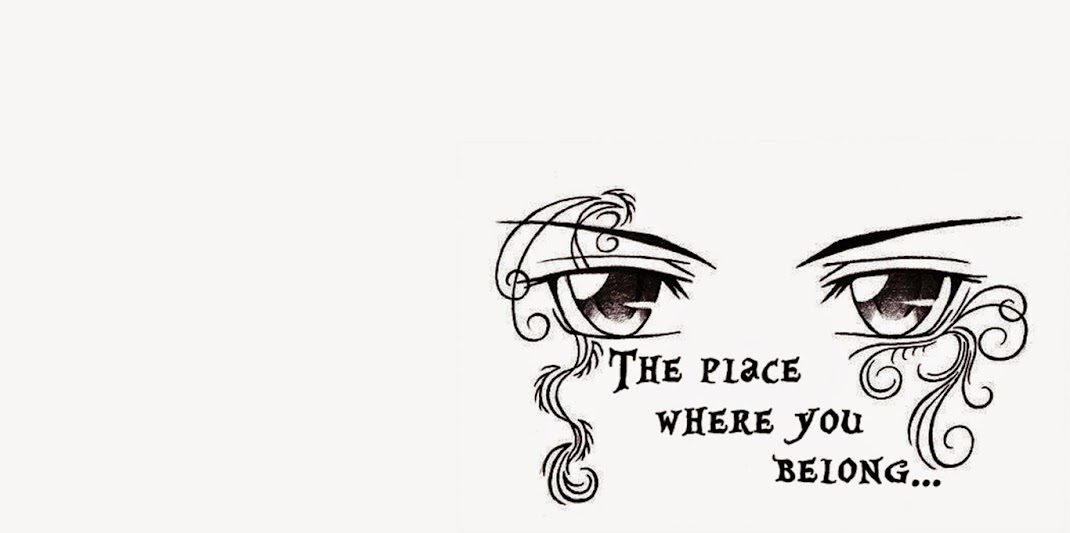 The place where you belong...