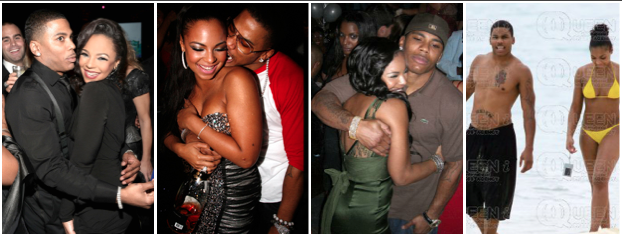Ashanti Denies Ever Dating Rapper Nelly