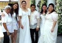 Dawn, Ogie, Arlene, Valerie, Tita A