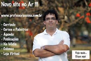 Novo site - Prof. Tiago Aquino (Paçoca)