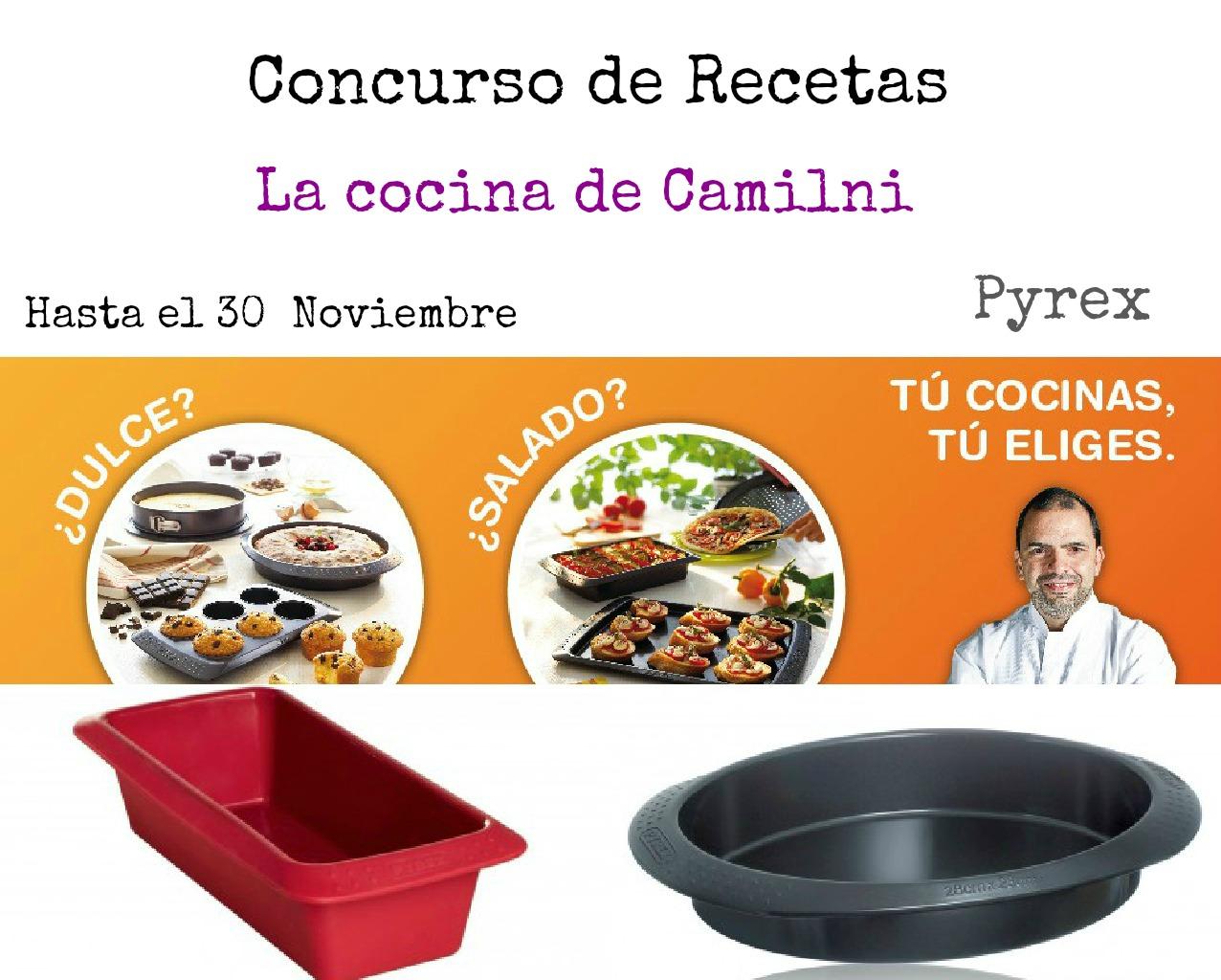 La cocina de camilni concurso de recetas dulces y saladas - Concurso de cocina ...