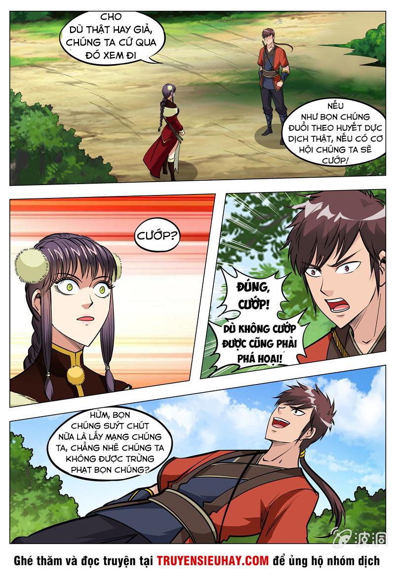 Đại Kiếm Thần chap 151 - Trang 9