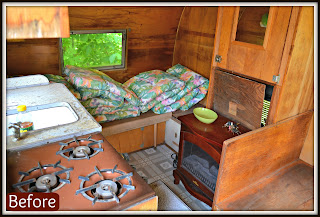 The Unusual Farmchick: Tin Can Camper Hunting