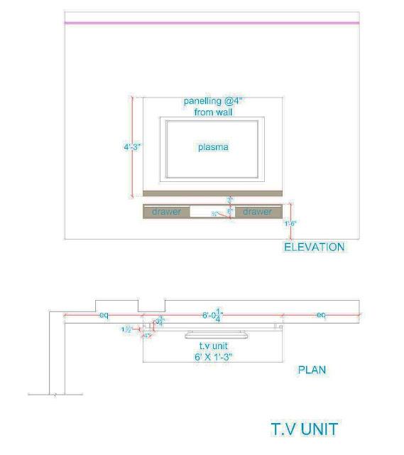 Interior Designing Portfolio Interiors For A 4 Bedroom