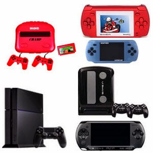 Flipkart: Buy Gaming Consoles upto 54% off from Rs. 780