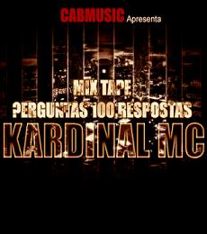 """BAIXA MIX COMPLETA CLICANDO NA IMAGEM """"KARDINAL MC - PERGUNTAS 100 RESPOSTAS"""""""