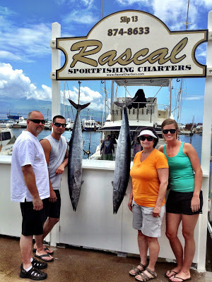 Call 888-841-9155 to book your next fishing trip!
