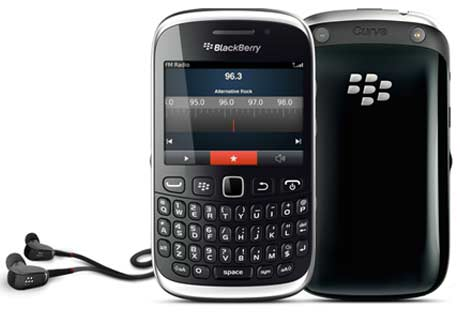 Blackberry Curve 9320 Amstrong Price and Specifications