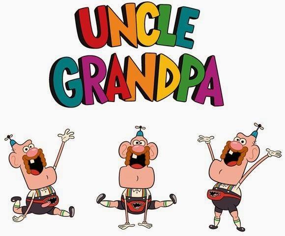 nueva serie de cartoon network que trate de un tío con la misión de
