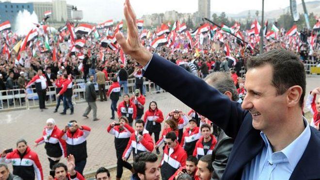 Άσαντ: «Αν οι Ευρωπαίοι σταματήσουν να στηρίζουν τρομοκράτες οι Σύροι θα γυρίσουν στην πατρίδα τους»