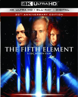 Filme O Quinto Elemento 4K Ultra HD 1997 Torrent