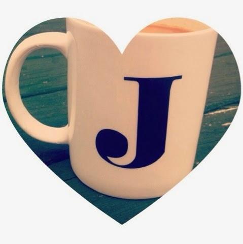 R.I.P. J mug
