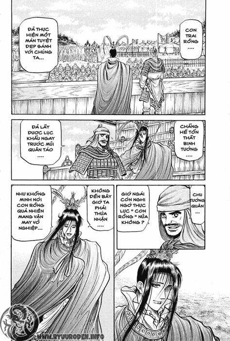 Chú bé rồng-Ryuuroden chap 37 Trang 47 - Mangak.info