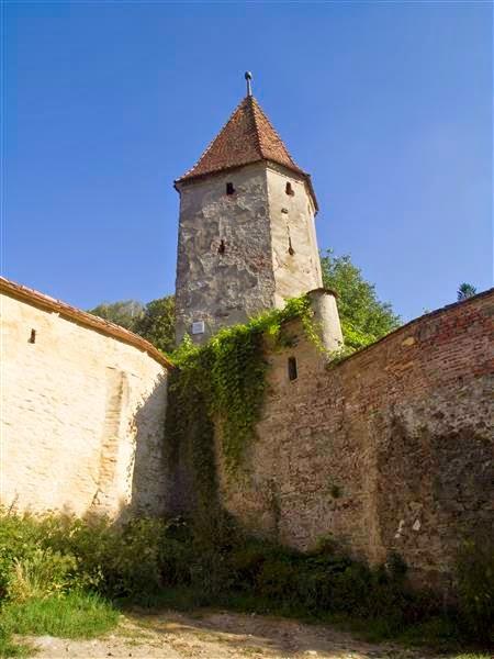 Torre de los carniceros (Turnul Măcelarilor) Sighisoara