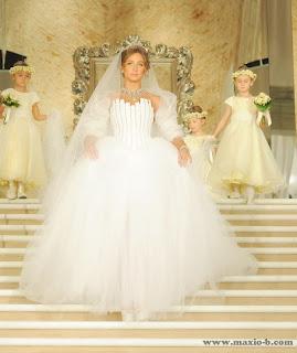 صور حفل زفاف لجين عضاضة على وليد الجفالى 2012