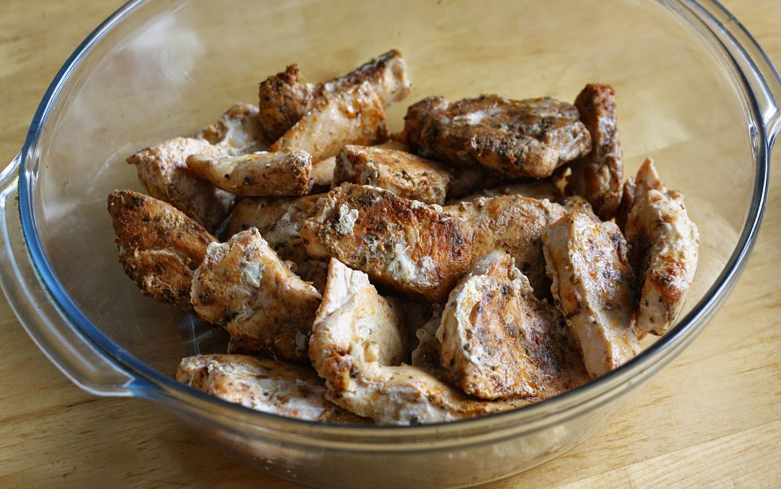 kurczak zapiekany z ryżem i warzywami
