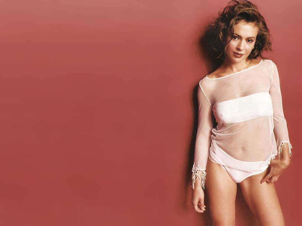 alyssa milano celebrities - photo #13
