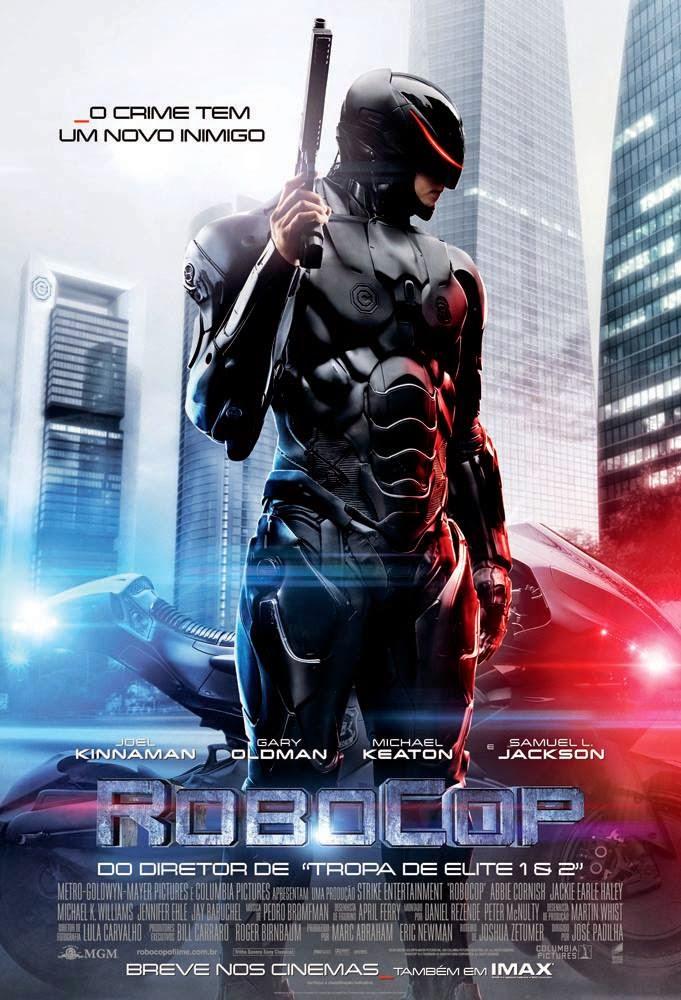 Pôster/capa/cartaz nacional de ROBOCOP