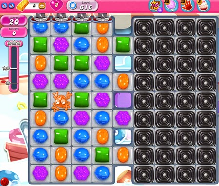 Candy Crush Saga 616