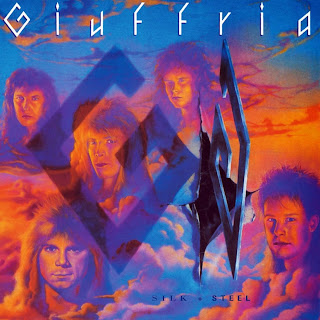 Giuffria Silk and steel 1986 aor melodic rock music blogspot albums bands