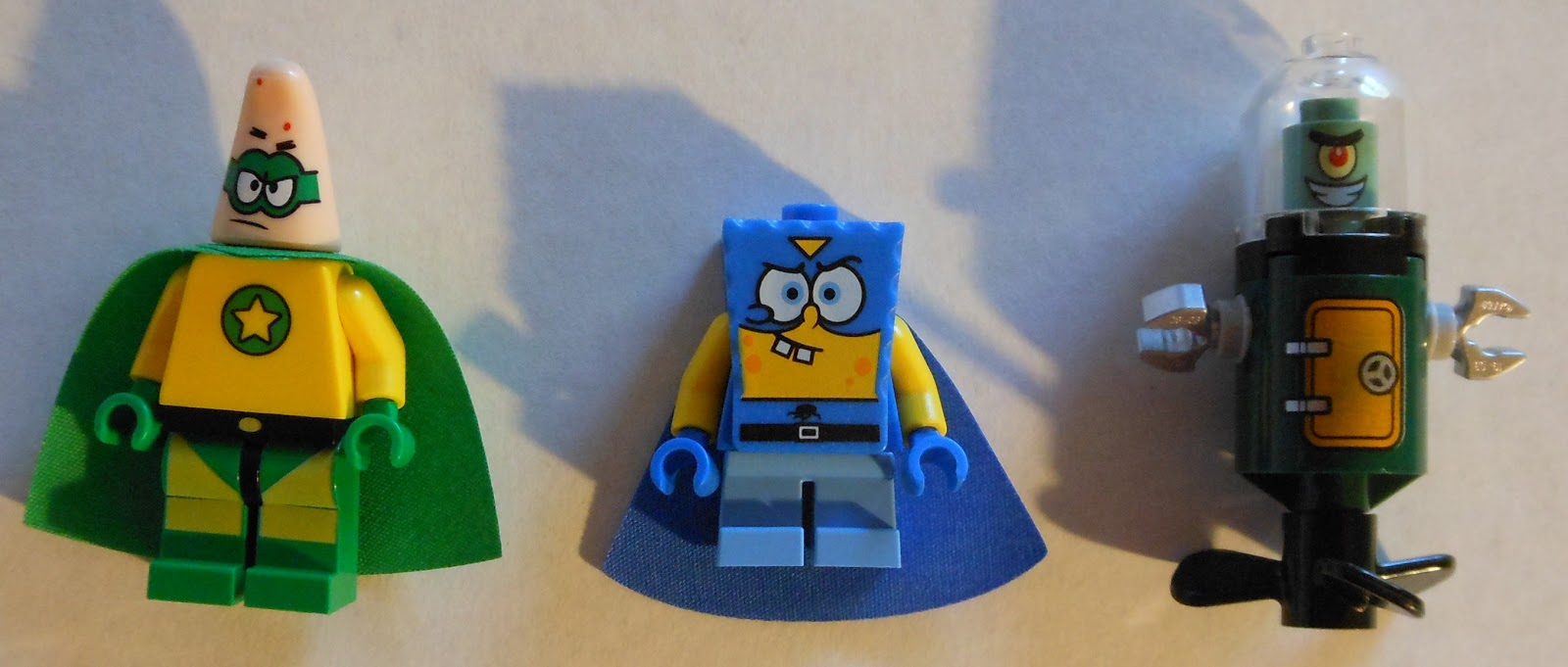 toni builds with lego spongebob heroic heroes of the deep review